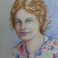 Magda Hamoen, ca 1938